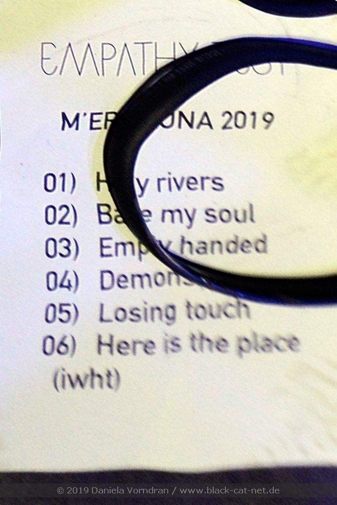 Black-Cat-Net - Live: Empathy Test - M'era Luna Festival